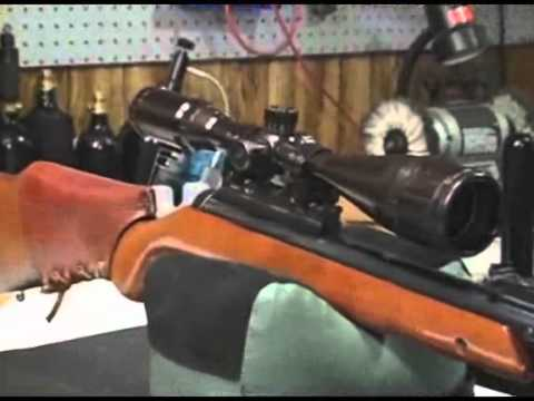 Video: UTG/Leapers Scope Mount Base for RWS air rifles - AGR Episode #3   Pyramyd Air