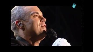 Robbie Williams - The Road To Mandalay, live in Serbia 2015
