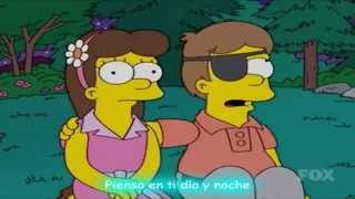 Happy Togheter  sub español con Los Simpsons HD