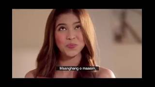 Maine Mendoza for Oishi Cracklings Eat That Hugot episode 2