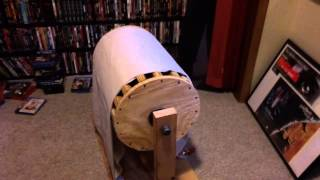 THA - Homemade Wind Machine / Sound Effect!