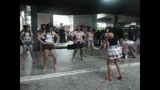 Coreografia Xote das Meninas - IV Arraial do IFMA 2012