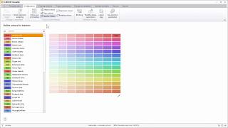youtube video - Setting object colours