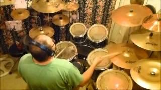 """Gloria """"Van Morrison"""" Drum Cover"""