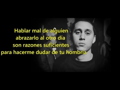 All You Need Is Hate de Canserbero Letra y Video