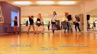 """Ciara feat. Ludacris """"Ride"""" - Choreo by Fundi Omari & Aiko Terweduwe"""