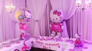 Tess' Hello Kitty Birthday Party