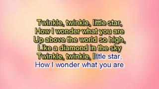 Karaoke Twinkle Twinkle Little Star