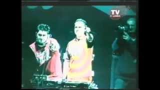 DJ Geo da Silva & DJ Jungle - TV K-Lumea
