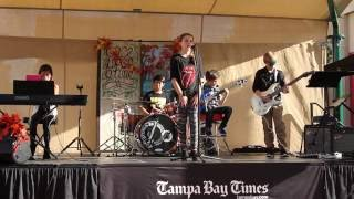 Elastic Heart - live band cover at Wiregrass Mall