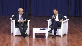 Alan Friedman a Gioiosa Marea - www.canalesicilia.it