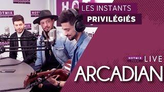 Arcadian - Ton Combat (Live Hotmixradio)