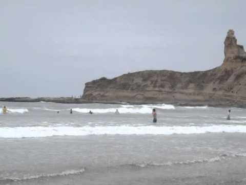 Ecuador – MONTANITA Beach