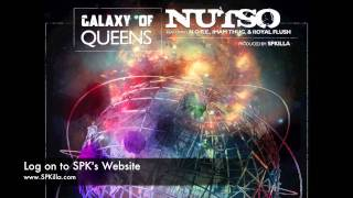 Nutso ft. Noreaga, Imam Thug & Royal Flush, 'Galaxy Of Queens', Beat by SPK