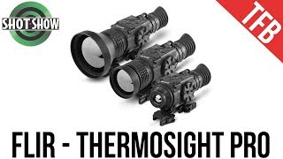 [SHOT Show 2019] FLIR Intros New Thermosight Pro Dedicated Rifle Thermal Scopes