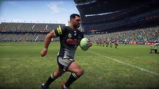 Rugby League Live 3 - 2017 Touch Judges