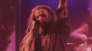 Rob Zombie Covers AM I EVIL? By Diamond Head Live @ The Myrtle Beach HOB 4/29/14