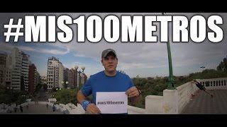 #JustRun: #mis100metros