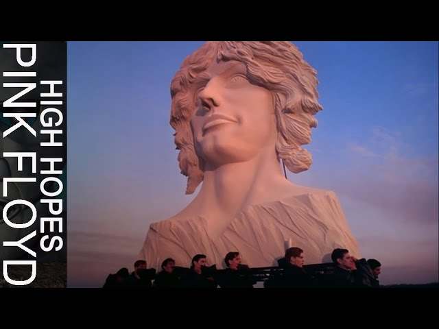 "Video oficial de ""High hopes"" de Pink Floyd"