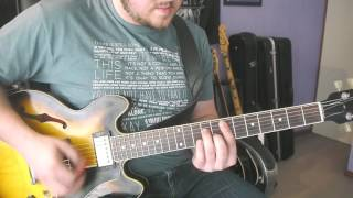 Jazz Standards: Satin Doll (Chord Melody)