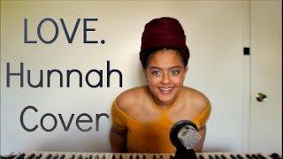 LOVE. Kendrick Lamar ft. Zacari Cover