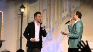 Christoff en Yves Segers :  Zeg maar niets meer