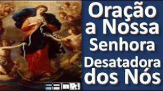 ORAÇÃO A NOSSA SENHORA DESATADORA DE NOS, ELE VOLTOU!  theraio7     4181