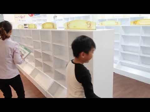 花蓮縣中正國小302幫圖書館換新家 - YouTube