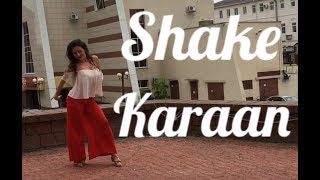 Shake Karaan | Munna Michael | Bollywood dance | Cover Dance | Индийские танцы