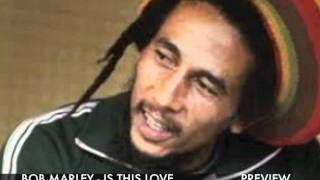 Bob Marley - Is This Love (Houseconverse & Soul'N'Vibes Remix)
