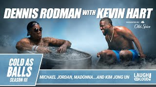 Dennis Rodman Becomes Supreme Leader of the Cold Tub | Cold as Balls | Laugh Out Loud Network