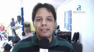 Depoimento Pr. Sóstenes Mendes Escola Adorando 2011