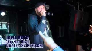 "JOELL ORTIZ-""Hip Hop""(Live In Toronto Sep/21/2013)"