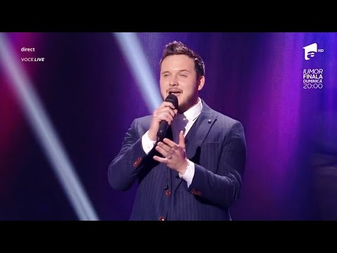 Duel: Bryan Adams - Everything I Do. Marcel Roşca, la prima gală live X Factor!