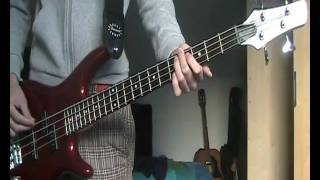 Blink-182 - Give Me One Good Reason Bass Cover