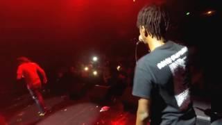 Robb Bank$ - Byrds Flying (Live in LA, 1/22/17)