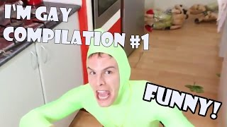 iDubbbzTV I'm Gay Meme - Remix Compilation #1 | Selfmade [FullHD]