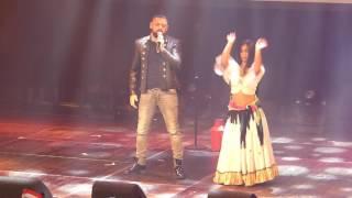 ESC Eurovision 2017 Hungary - Joci Pápai - Origo - LIVE in Concert - EuroFanBcn