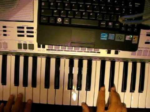 Comment jouer Lady Melody de Tom Frager au piano