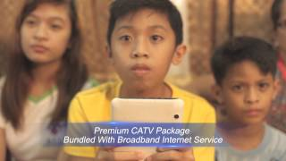 MyCATV Kabundle Mo sa Buhay!