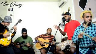 """Luther Vandross - """"Never Too Much"""" cover by THE GANG Fiji"""