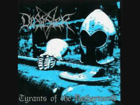 Disciples Of Darkness de Desaster Letra y Video