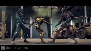 MK Legacy- Cyrax e Sektor vs Hydro