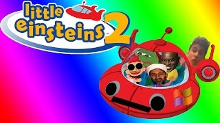 MLG little einsteins 2