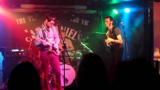 Frys Cream - Sunshine Of Your Love - The Victoria Swindon - 26/10/12