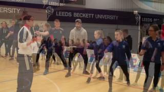 Heather Fell at Careers In Sport Live January 2017