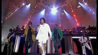 Michael Jackson 30th Anniversary Concert Celebration DVD HD The Last Time The Love You Save