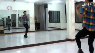 Jason's T-ara Roly Poly Dance Cover