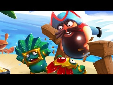 CGRundertow POTSHOT PIRATES for iPhone Video Game Review