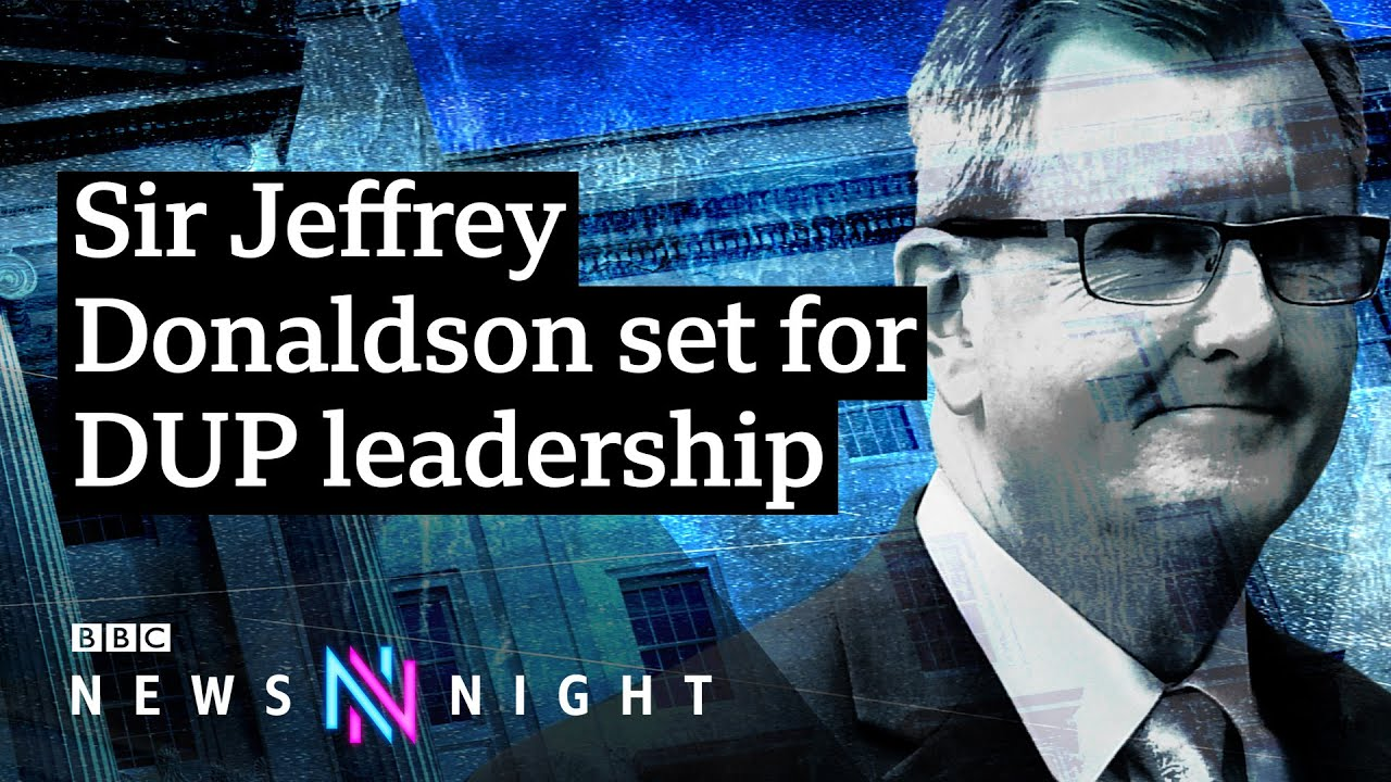Can Jeffrey Donaldson Fix Northern Ireland's Brexit-related Problems?